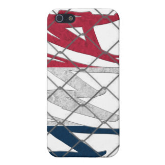 フランスMMA 4GのiPhoneの場合 iPhone 5 Case