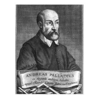 フランチェスコ著刻まれるアンドリアPalladio ポストカード