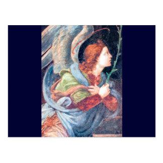 フランチェスコBotticiniの天使 ポストカード