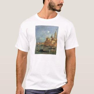 フランチェスコGuardi著サンジョルジョMaggiore Tシャツ