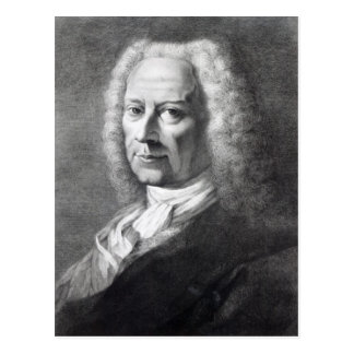 フランチェスコScipione、marchese di Maffei ポストカード
