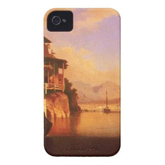 フランツリチャードUnterberger著湖GardaのMotio Case-Mate iPhone 4 ケース