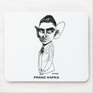 フランツ・カフカのマウスパッド マウスパッド