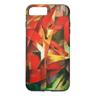 フランツ・マルクのアカギツネのヴィンテージのファインアート iPhone 8 PLUS/7 PLUSケース