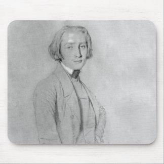 フランツ・リストローマ、1839年5月29日 マウスパッド