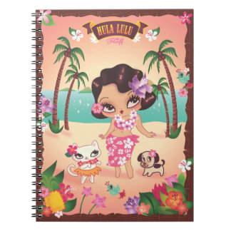 フラLuluのノート ノートブック
