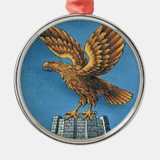 フリウリ=ヴェネツィア・ジュリア州(イタリア)紋章付き外衣 メタルオーナメント