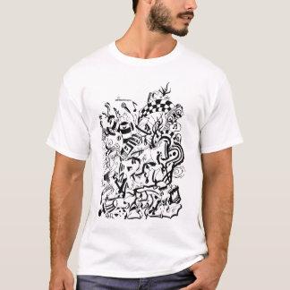 フリースタイルBW Tシャツ