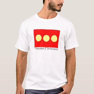 フリータウンChristianiaの旗 Tシャツ