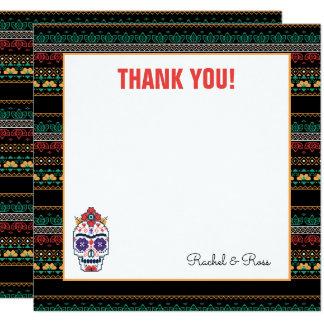 フリーダ・カーロ  Dia De Los Muertos -ありがとう カード