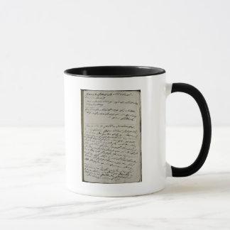 フリートリッヒウィルヘルム著出される指示I マグカップ