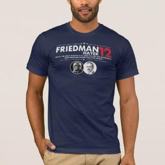 フリードマンHayek 2012年 Tシャツ