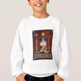 フリーメーソンのロッジ スウェットシャツ