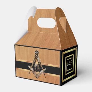 フリーメーソンの心(GoldenWooded) フェイバーボックス