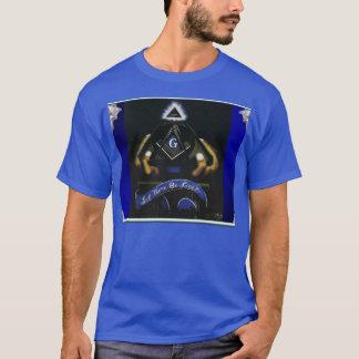 フリーメーソンの手 Tシャツ