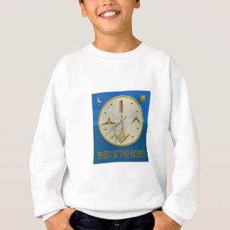 フリーメーソンの時間 スウェットシャツ