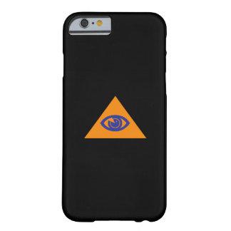 フリーメーソンの目 BARELY THERE iPhone 6 ケース