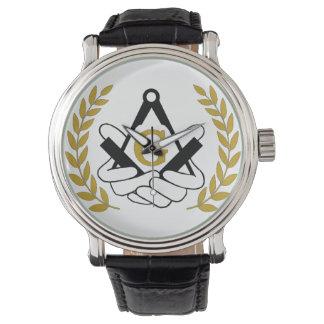フリーメーソンの腕時計 腕時計