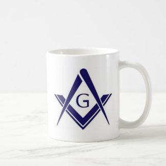 """フリーメーソンの""""G""""プロダクト コーヒーマグカップ"""