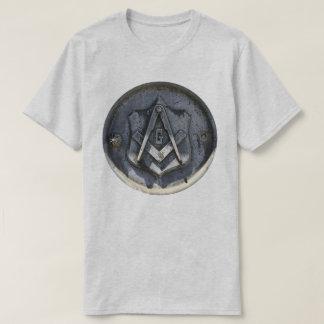フリーメーソン会員の記号の芸術 Tシャツ