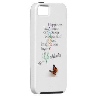 フルカラーの私の生命 iPhone SE/5/5s ケース
