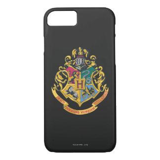 フルカラーハリー・ポッターシリーズ| Hogwartsの頂上- iPhone 8/7ケース