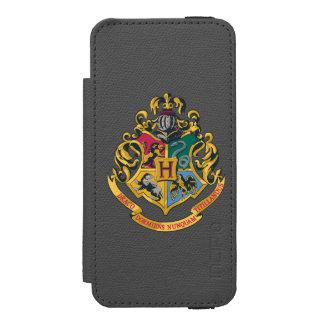フルカラーハリー・ポッターシリーズ  Hogwartsの頂上- iPhone SE/5/5sウォレットケース