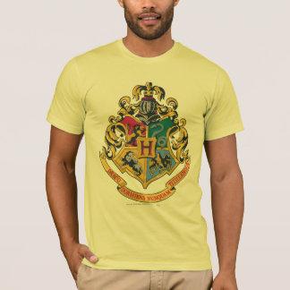 フルカラーハリー・ポッターシリーズ| Hogwartsの頂上- Tシャツ