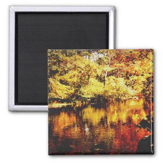 フルカラー磁石-秋の流れ- マグネット