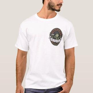 フルカラーOldeのスタイルのポケット Tシャツ