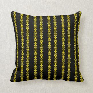 フルーアのカスタム1の黄色 クッション