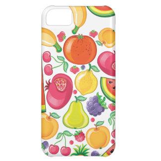 フルーツおよび果実 iPhone5Cケース