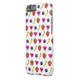 フルーツのような電話 BARELY THERE iPhone 6 ケース