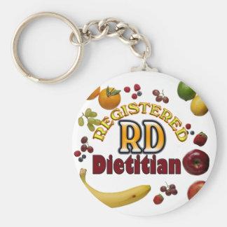 フルーツのようなRD -登録されていた栄養士 キーホルダー
