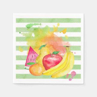 フルーツのよう スタンダードカクテルナプキン