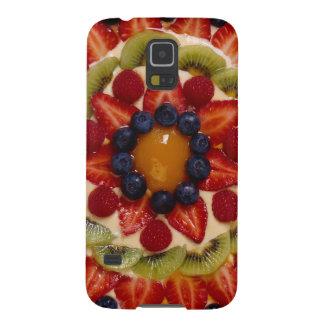 フルーツのケーキ GALAXY S5 ケース