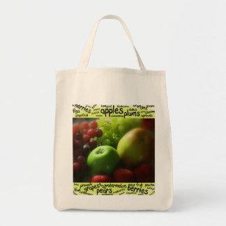 フルーツのトートバック トートバッグ