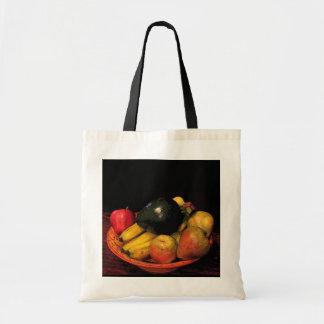 フルーツのボール トートバッグ