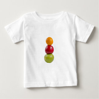 フルーツの人 ベビーTシャツ