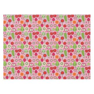 フルーツの台所絵パターン テーブルクロス