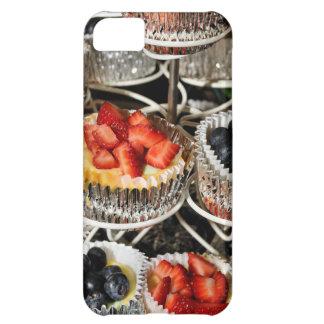 フルーツの果実のタルトのiphone 5の場合 iPhone5Cケース