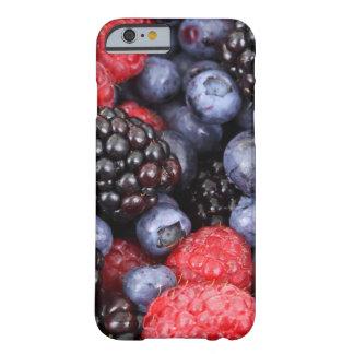 フルーツの果実の誕生日のブライダル・シャワー愛運命 BARELY THERE iPhone 6 ケース