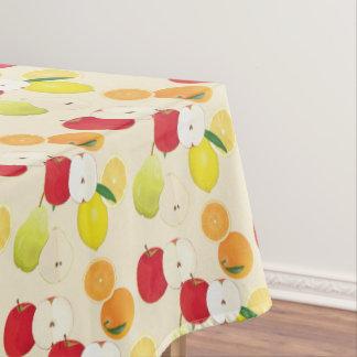 フルーツパターン テーブルクロス