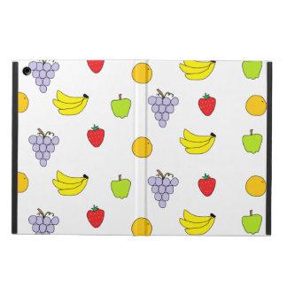 フルーツパターン iPad AIRケース