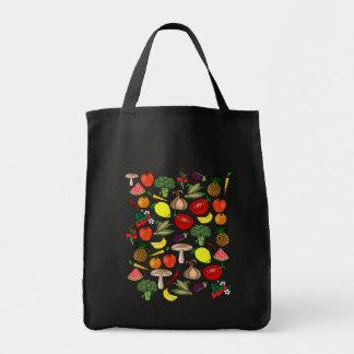 フルーツ及び野菜は袋に入れます-スタイル及び色を選んで下さい トートバッグ
