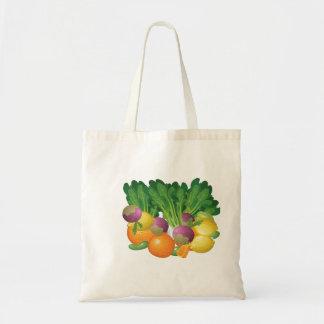 フルーツ野菜のCusomの予算の戦闘状況表示板 トートバッグ