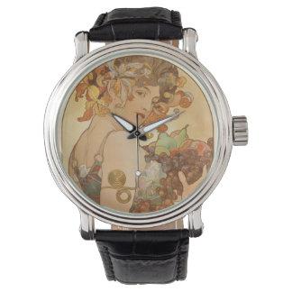 フルーツ 腕時計