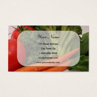 フルーツ-野菜5の名刺 名刺