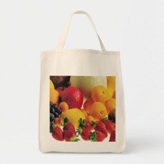フルーツ-食料雑貨のトートバック トートバッグ