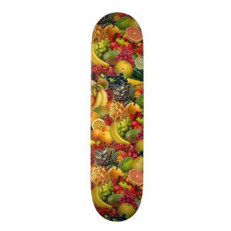 フルーツ 20.6CM スケートボードデッキ